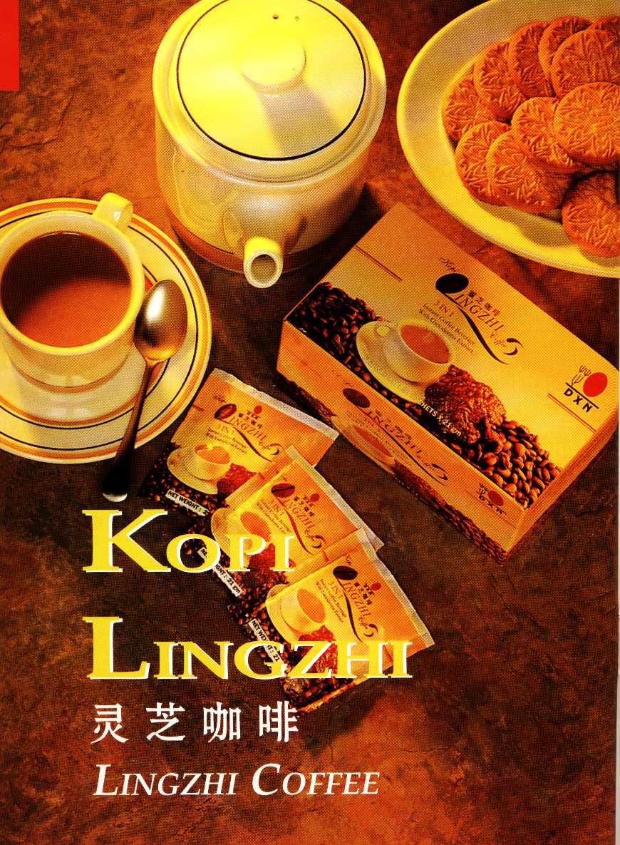 Lingzhi Kopi DXN Marketing